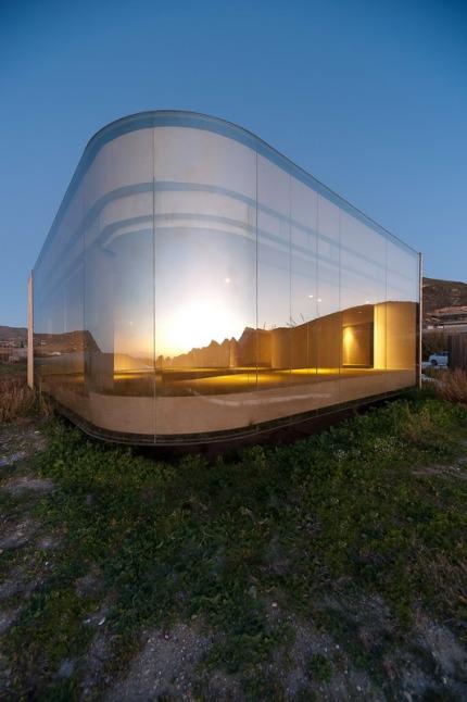 Non Program Pavilion - Salobrena (Spain)