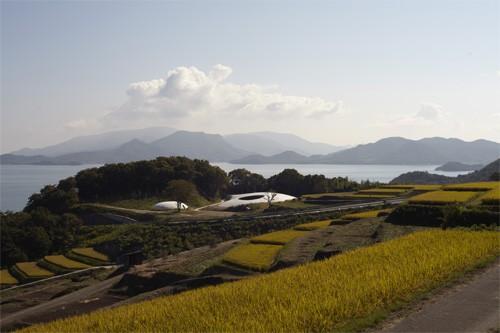 Teshima Art Museum - Japan