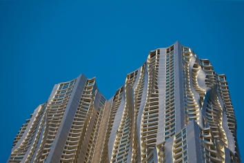 New York by Gehry - view
