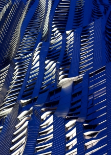 New York by Gehry - Facade detail
