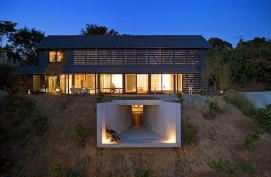 barn style home japanese architecture firm