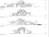 Biomuseo Panama - elevations