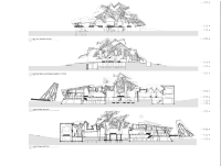Biomuseo Panama - sections