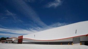 Coca-Cola-warehouse