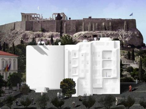Acropolis / Polikatikoia (Greek apartment building)