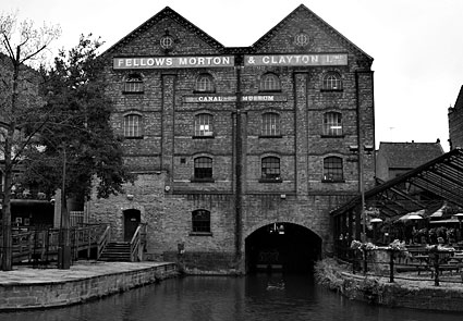 Fellows Morton and Clayton who have been operating as a Brew House since 1891.