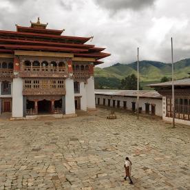 Gangteng Monastery, Bhutan