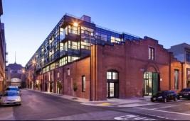 HKS Architects' Renovated Wareho