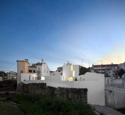 House in Alcobaça - Aires Mateus