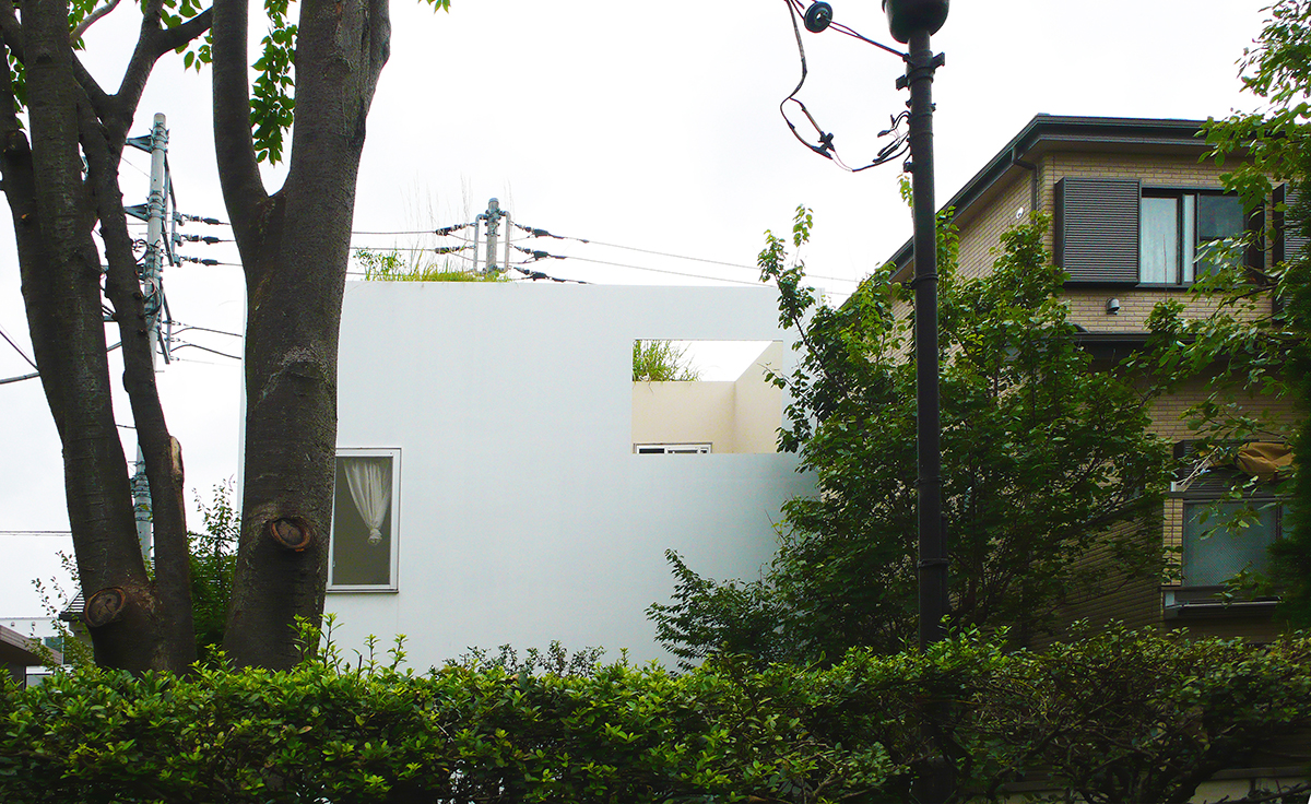 House in a plum grove kazuyo sejima archiscapes for The grove house