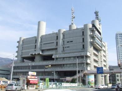 kenzo tange_yamanashi