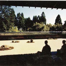 Leaping Tiger Garden - Daijuin Monastery, Japan
