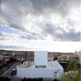 Moliner House, Saragoza - Alberto Campo Baeza