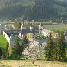 Monastery of Sucevita, Romania