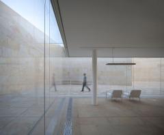 Offices Junta Castilla y León, Spain - Alberto Campo Baeza