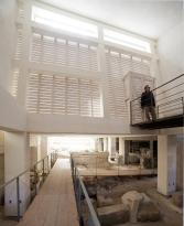 padiglione museo_artemision_interno