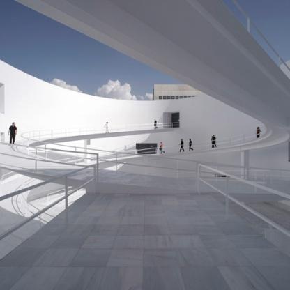 The MA, Andalusia Museum of Memory - Granada, Alberto Campo Baeza