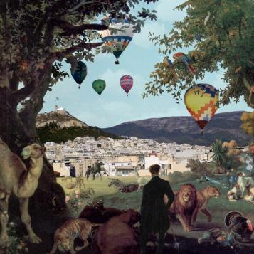Tourkovounia Collage - Athens