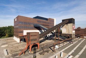 Kohlenwaesche alt-neu   coalwashing plant old-new