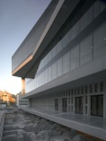 Acropolis Museum, Athens - Side view