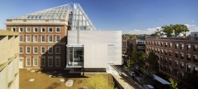 Harvard Art Museums, Renzo Piano - Side View2