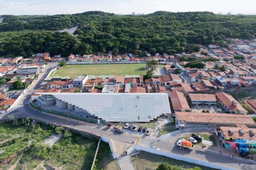 Arena do Morro - Birdseye view1