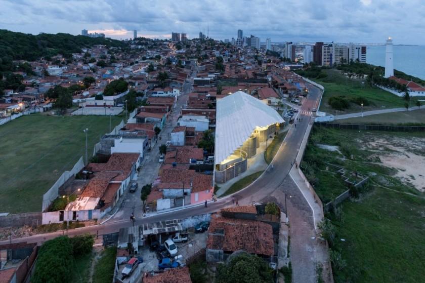 Arena do Morro - Night view2