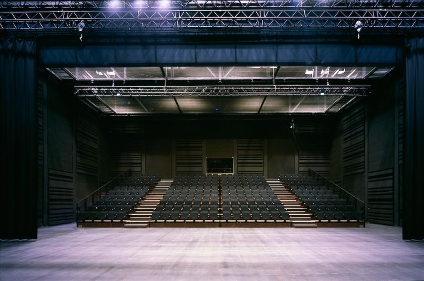 ALBI, Grand Theatre | Dominique Perrault - auditorium 2