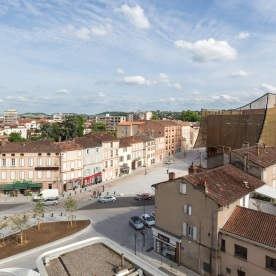 ALBI, Grand Theatre | Dominique Perrault - context