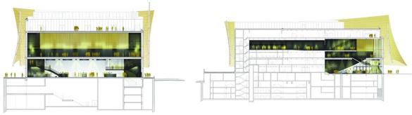ALBI, Grand Theatre | Dominique Perrault - elevations