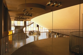 ALBI, Grand Theatre | Dominique Perrault - lobby