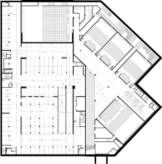 ALBI, Grand Theatre | Dominique Perrault - plans3