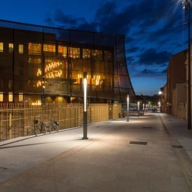 ALBI, Grand Theatre | Dominique Perrault - view