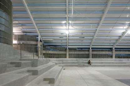 Arena do Morro - Interior view3