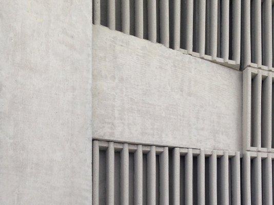 Arena do Morro - Wall detail3