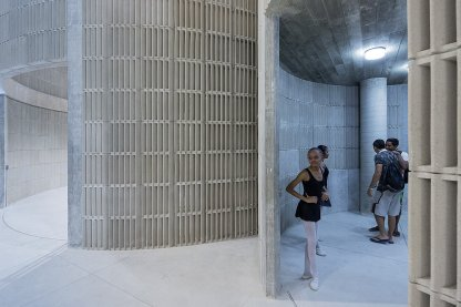 Arena do Morro - Interior view5
