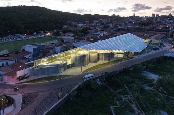 Arena do Morro - Night view1