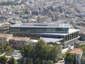 Acropolis Museum, Athens - Context view II