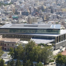 Acropolis Museum, Athens - Context view II
