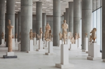 Acropolis Museum, Athens - Collection