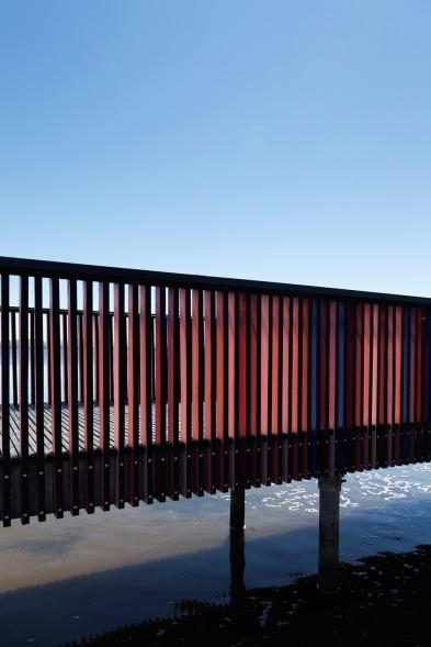 GASP by Room11 – Ribbon Walkway