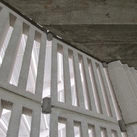 Arena do Morro - Wall detail1