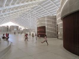 Arena do Morro - Interior view1