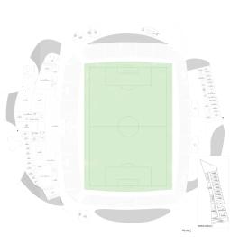 Lausanne FC stadium, SANAA - competition plan III