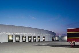 SANAA |Vitra warehouse, full view