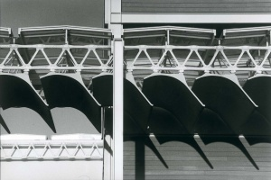 Renzo Piano - Menil Collection, roof detail