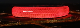 Herzog+DeMeuron | Allianz arena, front view