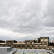 Vaillo&Irigaray | CIB Pamplona, context view