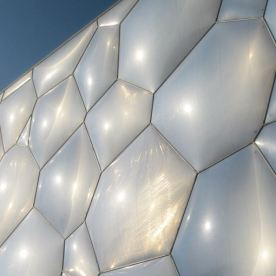 PTW | Watercube, detail