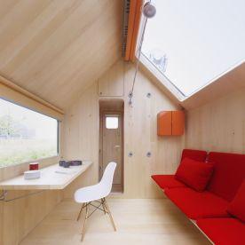 Diogene, Vitra Campus - Renzo Piano (Interior)